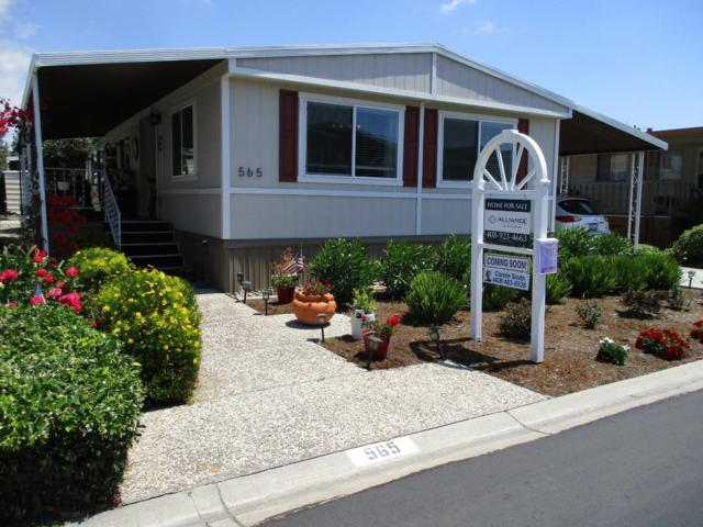 565 Millpond Dr 565, San Jose, CA 95125 (#ML81753624) :: Keller Williams - The Rose Group
