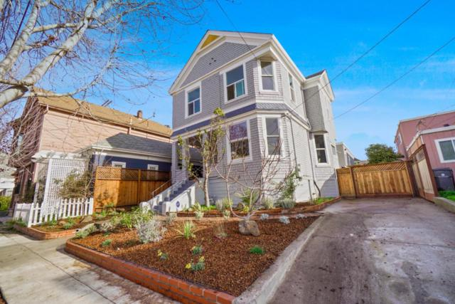 5930 Genoa St, Oakland, CA 94608 (#ML81753656) :: Strock Real Estate