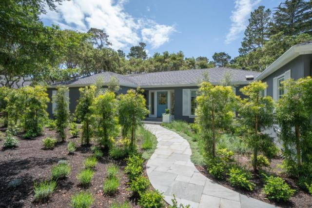 1150 Arrowhead Rd, Pebble Beach, CA 93953 (#ML81753881) :: Intero Real Estate