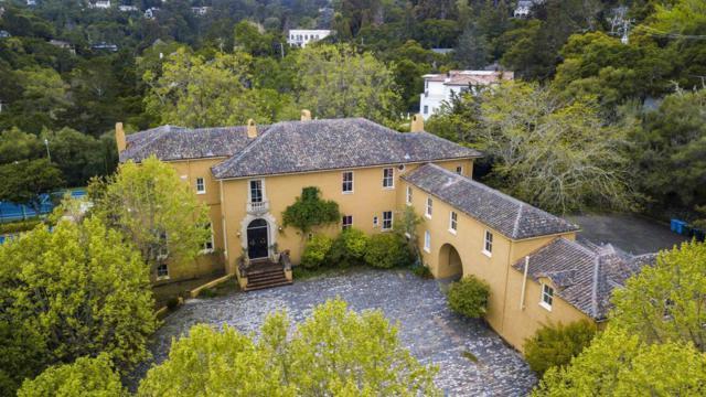 1061 San Raymundo Rd, Hillsborough, CA 94010 (#ML81753899) :: Strock Real Estate