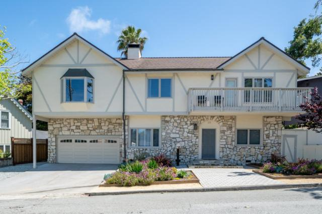 135 Pacific Ave, Pacific Grove, CA 93950 (#ML81753941) :: Strock Real Estate