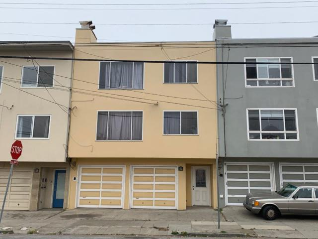 1289-1291 48th Ave, San Francisco, CA 94122 (#ML81753957) :: The Goss Real Estate Group, Keller Williams Bay Area Estates