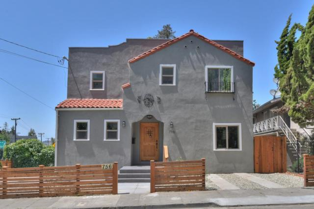 756 Barbara Rd, Oakland, CA 94610 (#ML81754357) :: Strock Real Estate
