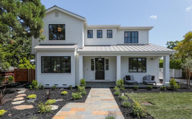 660 Vine St, Menlo Park, CA 94025 (#ML81754379) :: Strock Real Estate