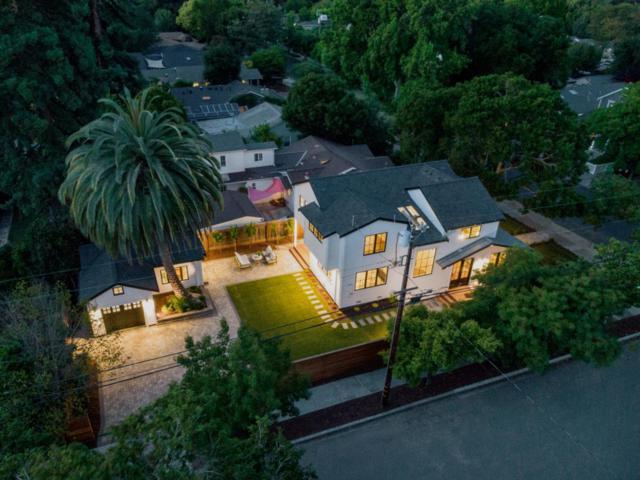 501 Laurel Ave, Menlo Park, CA 94025 (#ML81754444) :: Strock Real Estate