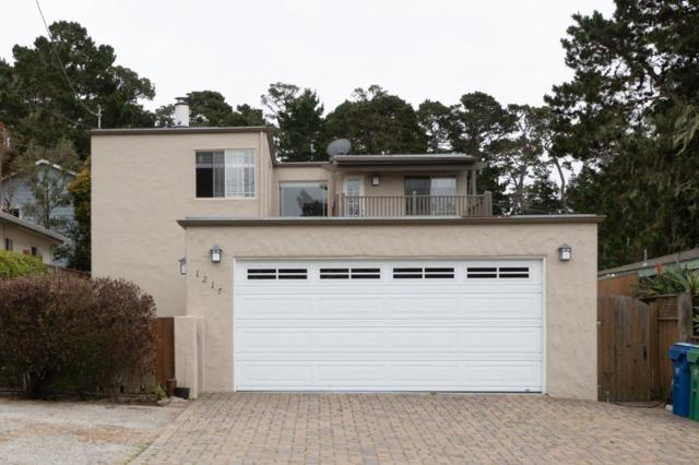 1217 Funston Ave, Pacific Grove, CA 93950 (#ML81754687) :: The Goss Real Estate Group, Keller Williams Bay Area Estates