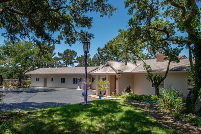 285 Laureles Grade, Carmel Valley, CA 93924 (#ML81754835) :: Strock Real Estate