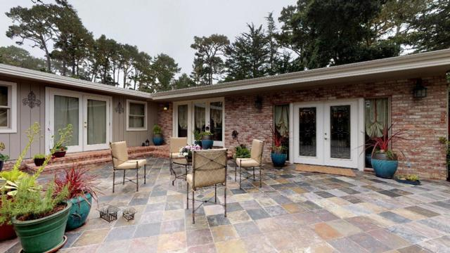 4093 El Bosque Dr, Pebble Beach, CA 93953 (#ML81754878) :: Strock Real Estate
