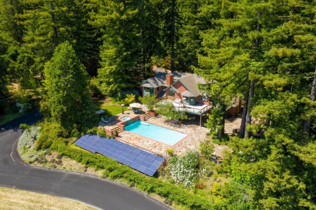 100 Charles Hill Ct, Santa Cruz, CA 95065 (#ML81755049) :: The Kulda Real Estate Group