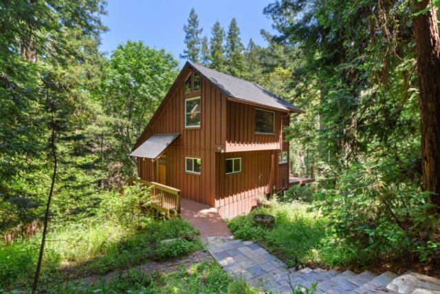 10590 Lomita Ave, Felton, CA 95018 (#ML81755088) :: Strock Real Estate