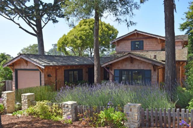 0 Fifth 1 Nw Of Lincoln, Carmel, CA 93921 (#ML81755089) :: Keller Williams - The Rose Group