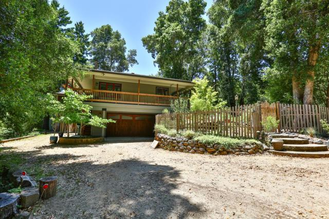 482 Alder Rd, Boulder Creek, CA 95006 (#ML81755154) :: Maxreal Cupertino