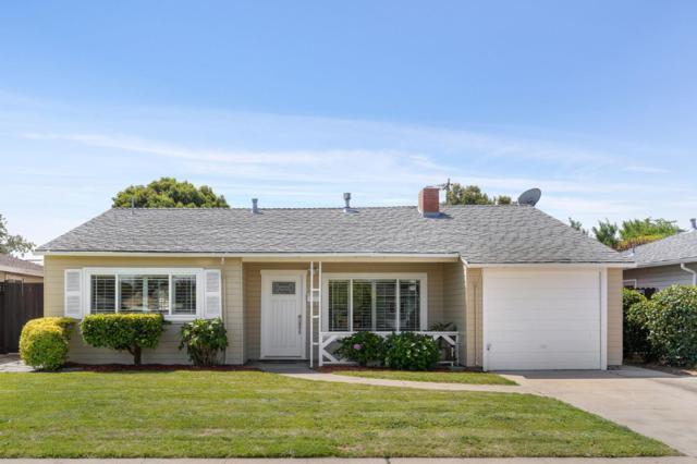 1772 Dale Ave, San Mateo, CA 94401 (#ML81755361) :: The Warfel Gardin Group