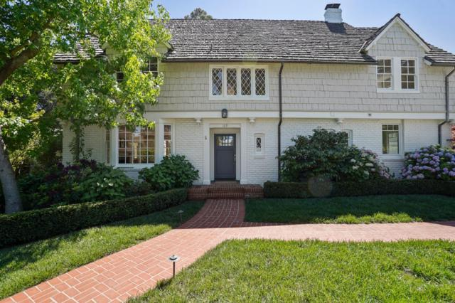 109 De Sabla Rd, Hillsborough, CA 94010 (#ML81755511) :: The Kulda Real Estate Group