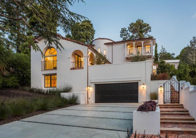 1120 Bromfield Rd, Hillsborough, CA 94010 (#ML81755569) :: The Kulda Real Estate Group