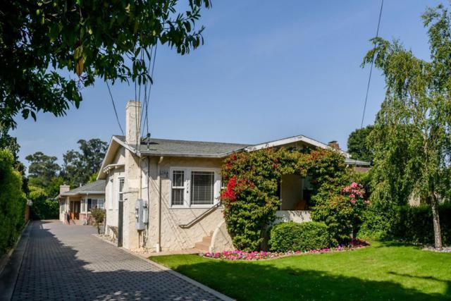 711 Laurel Ave, Burlingame, CA 94010 (#ML81755882) :: Perisson Real Estate, Inc.