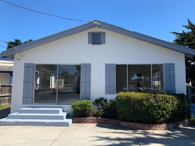 515 Kelly St, Half Moon Bay, CA 94019 (#ML81755907) :: The Kulda Real Estate Group