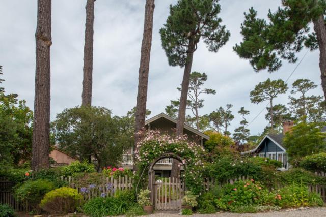 0 San Carlos 4 Sw Of 1st St, Carmel, CA 93921 (#ML81755918) :: Strock Real Estate