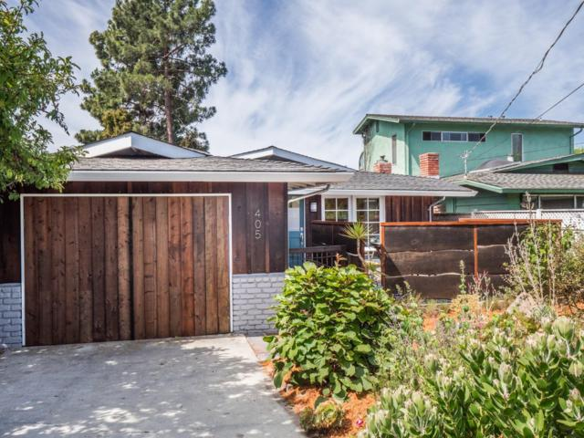 405 Dufour St, Santa Cruz, CA 95060 (#ML81755928) :: Strock Real Estate