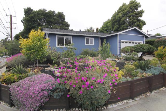 1701 Lotman Dr, Santa Cruz, CA 95062 (#ML81755948) :: Strock Real Estate