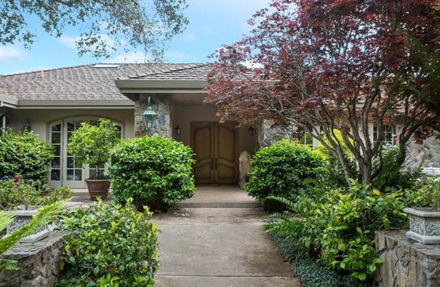 5465 Quail Meadows Dr, Carmel, CA 93923 (#ML81755955) :: Strock Real Estate