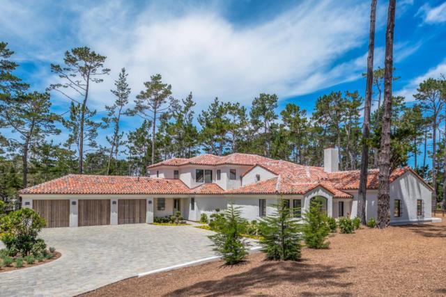 1425 Viscaino Rd, Pebble Beach, CA 93953 (#ML81755956) :: Strock Real Estate