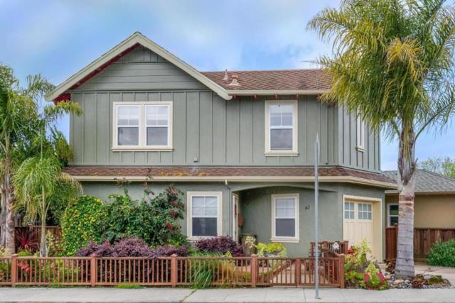 143 Acadia Ave, Santa Cruz, CA 95060 (#ML81756030) :: Strock Real Estate
