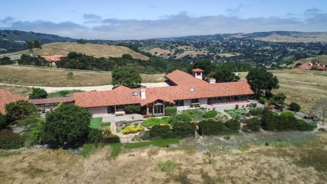26001 Bucks Run, Salinas, CA 93908 (#ML81756096) :: Strock Real Estate