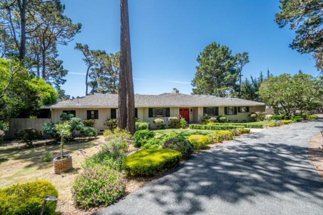 1438 Lisbon Ln, Pebble Beach, CA 93953 (#ML81756122) :: Strock Real Estate