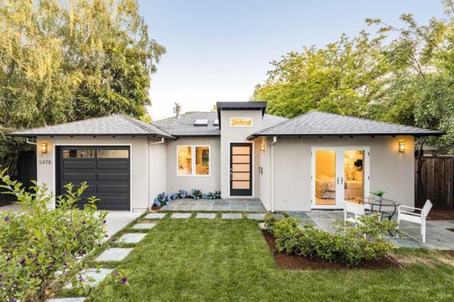 3476 South Ct, Palo Alto, CA 94306 (#ML81756182) :: Strock Real Estate