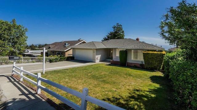 1540 Los Montes Dr, Burlingame, CA 94010 (#ML81756253) :: Perisson Real Estate, Inc.