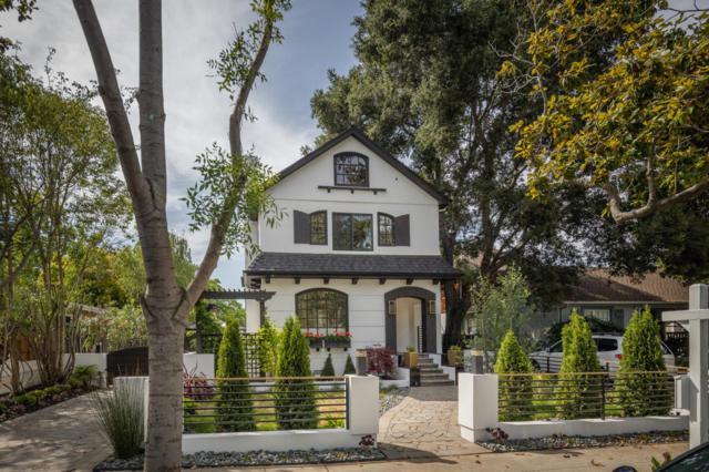 711 Addison Ave, Palo Alto, CA 94301 (#ML81756343) :: Strock Real Estate