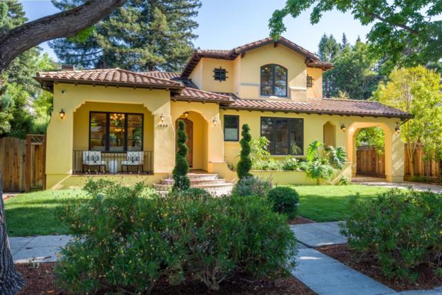 1246 Pitman Ave, Palo Alto, CA 94301 (#ML81756369) :: Keller Williams - The Rose Group