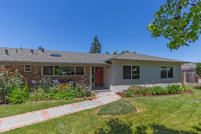 1416 Fallen Leaf Ln, Los Altos, CA 94024 (#ML81756397) :: Perisson Real Estate, Inc.