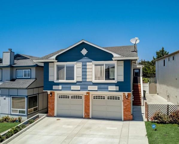 417 Coral Ridge Dr, Pacifica, CA 94044 (#ML81756399) :: The Kulda Real Estate Group