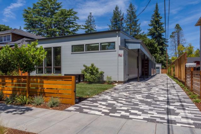 741 Homer Ave, Palo Alto, CA 94301 (#ML81756417) :: Strock Real Estate