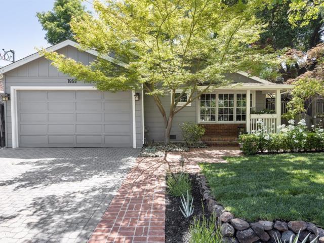 1969 Palo Alto Way, Menlo Park, CA 94025 (#ML81756590) :: Strock Real Estate