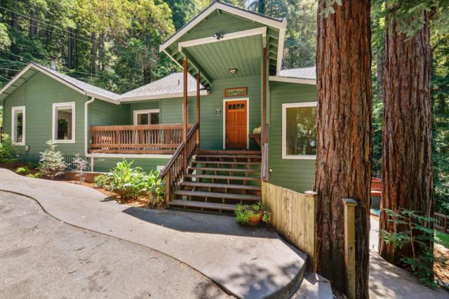 11684 Lakeshore Dr, Felton, CA 95018 (#ML81756619) :: Strock Real Estate