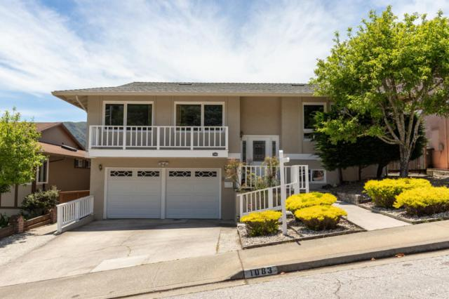 1083 Park Pacifica Ave, Pacifica, CA 94044 (#ML81756622) :: The Kulda Real Estate Group
