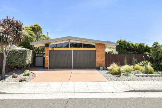 642 Joanne Dr, San Mateo, CA 94402 (#ML81756624) :: The Kulda Real Estate Group
