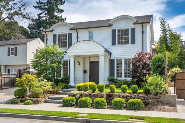 1277 Balboa Ave, Burlingame, CA 94010 (#ML81756629) :: Perisson Real Estate, Inc.