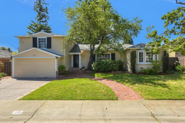 149 30th Ave, San Mateo, CA 94403 (#ML81756643) :: The Kulda Real Estate Group