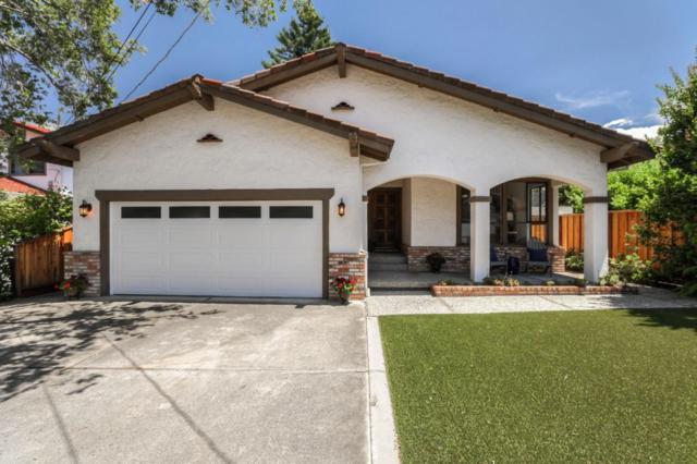2071 Valparaiso Ave, Menlo Park, CA 94025 (#ML81756657) :: Strock Real Estate