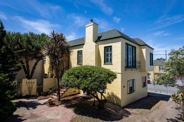 1845 Pacheco St, San Francisco, CA 94116 (#ML81756724) :: Strock Real Estate