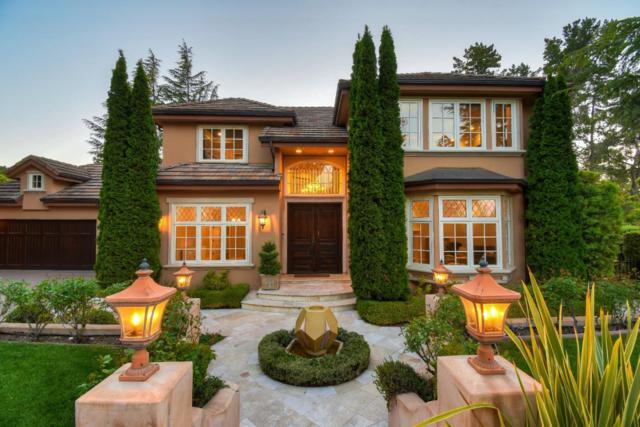 2312 Loma Prieta Ln, Menlo Park, CA 94025 (#ML81756744) :: Strock Real Estate