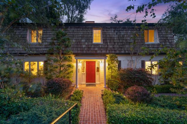 1060 Macadamia Dr, Hillsborough, CA 94010 (#ML81756828) :: The Kulda Real Estate Group