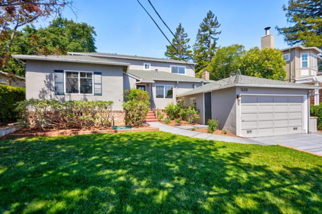 1408 Cordilleras Ave, San Carlos, CA 94070 (#ML81756843) :: Perisson Real Estate, Inc.