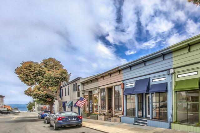 215 Grand Ave, Pacific Grove, CA 93950 (#ML81756940) :: Keller Williams - The Rose Group