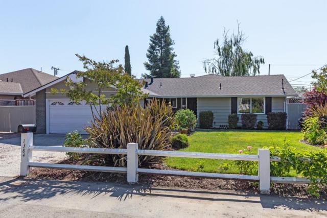 1384 Hoffman Ln, Campbell, CA 95008 (#ML81756981) :: The Goss Real Estate Group, Keller Williams Bay Area Estates