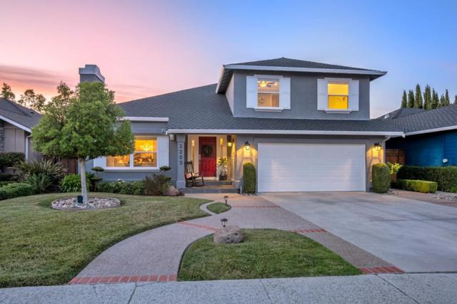 1203 Montmorency Dr, San Jose, CA 95118 (#ML81757024) :: The Goss Real Estate Group, Keller Williams Bay Area Estates